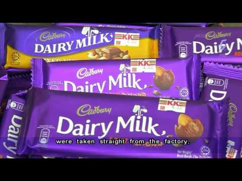 Cadbury chocolate cleared in Malaysia after pork scare - 02Jun2014