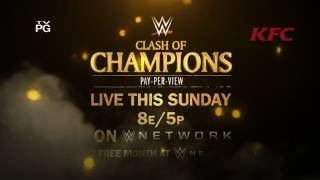 Sound Off: Who Will Leave WWE Clash Of Champions With The Universal Title?, Will Triple H Appear?