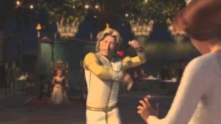 Shrek 2 (2004) Blu Ray Menu