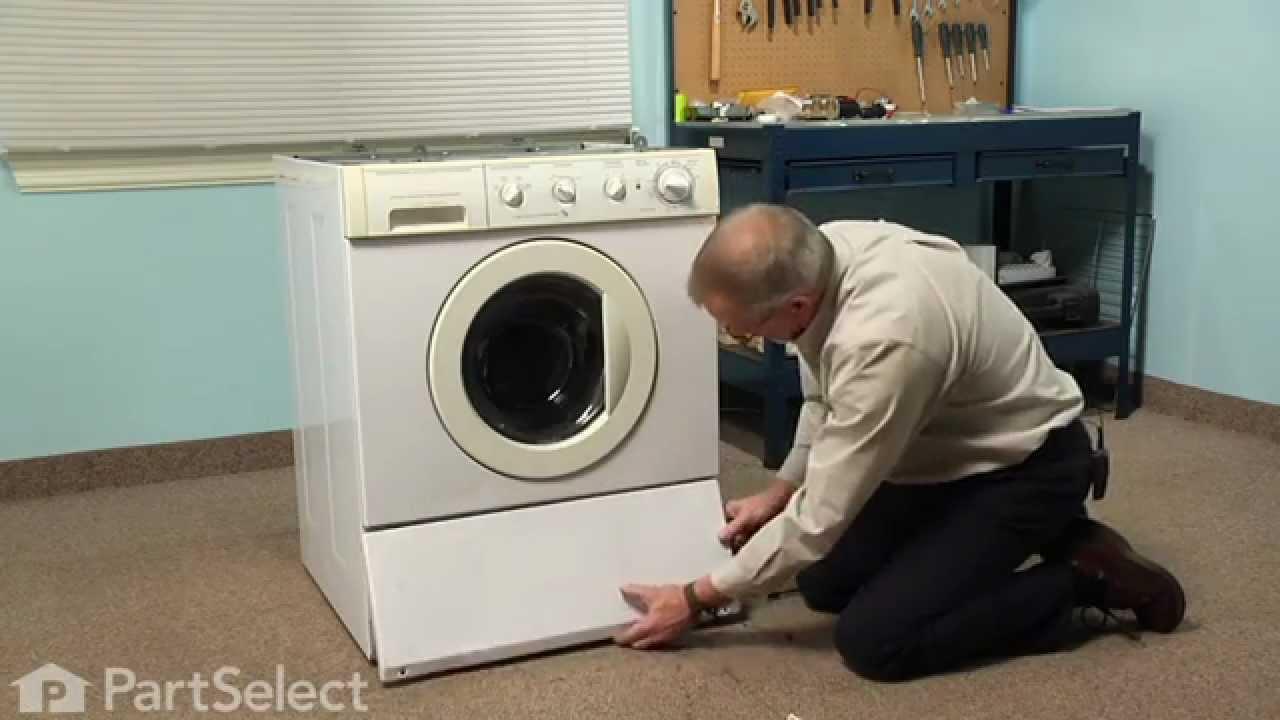 Washing Machine Repair Replacing The Drain Pump