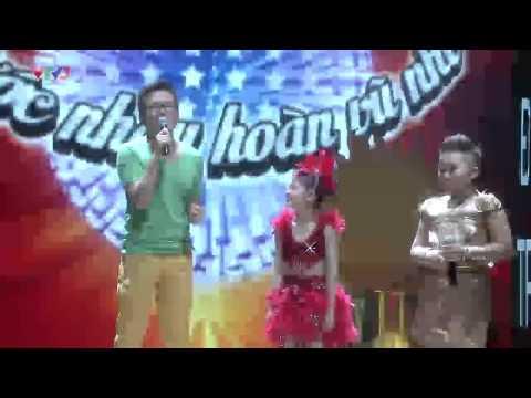 Bước nhảy hoàn vũ nhí - Phần 1 - 08/08/2014