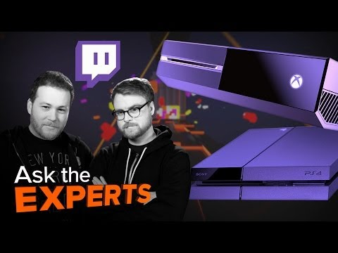 news: Ask the Experts: Xbox One and PS4 Streaming Functionality
