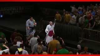 Yokozuna WWE 2K14 Entrance And Finisher (Official)