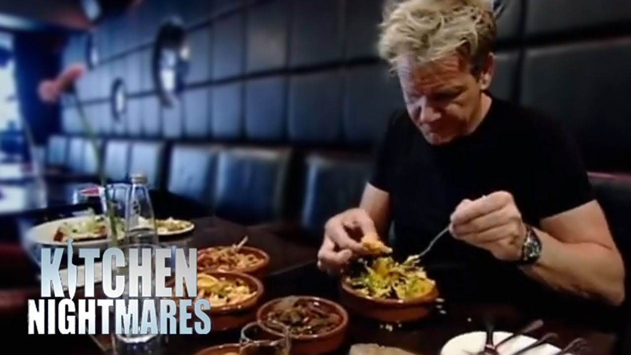 39 restaurant or lap dancing bar 39 kitchen nightmares for Q kitchen nightmares