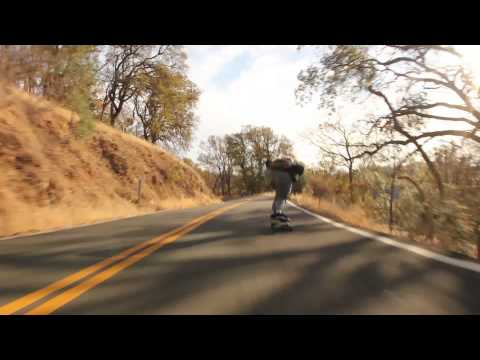 California Bonzing Skateboards: Michael Carson Raw Run 1
