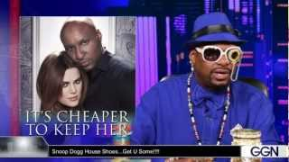 GGN- Snoop Dogg Uncovers Luenell's Secret & RZA's Top 10