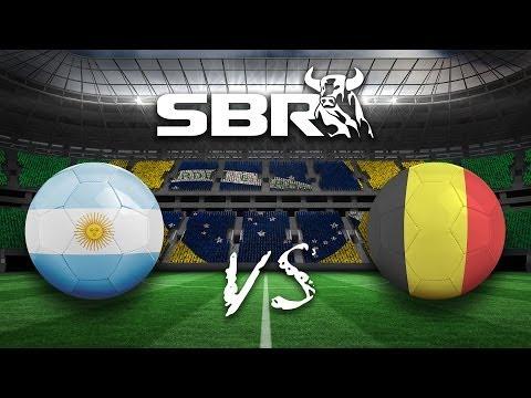 Argentina vs Belgium 05.07.14   2014 World Cup Quarter Finals match Preview