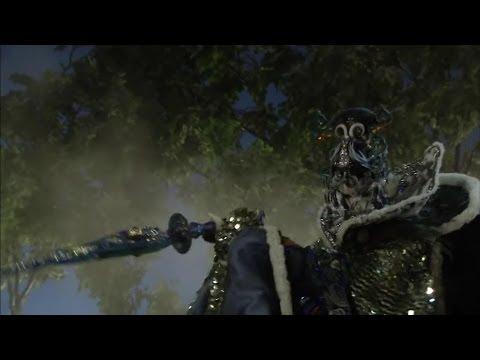 黑罪孔雀 片段剪辑-皂海荼罗阵破 梦骸生亡