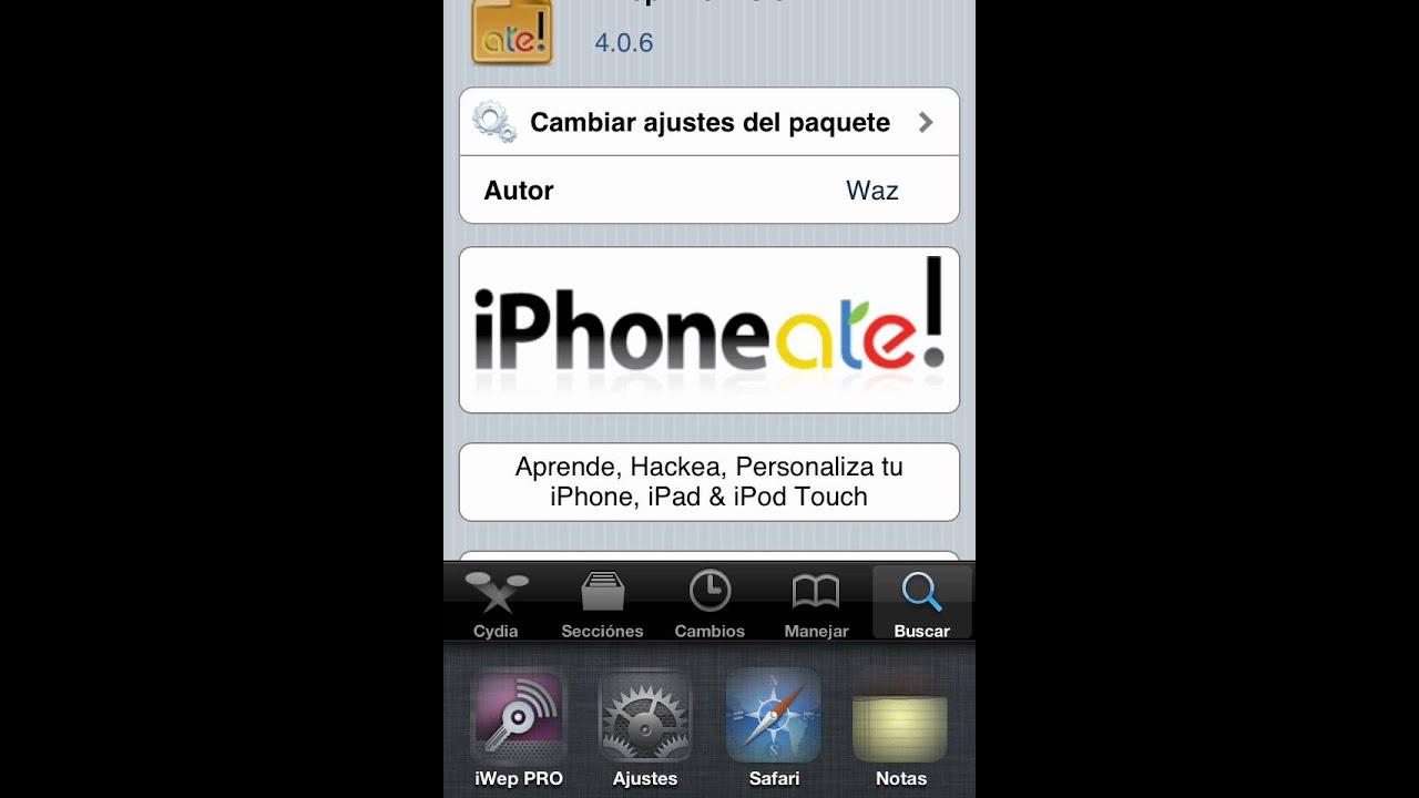 descargar iwep pro para ipod touch