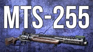 Ghosts In Depth - MTS-255 Shotgun Review (& Best Class)