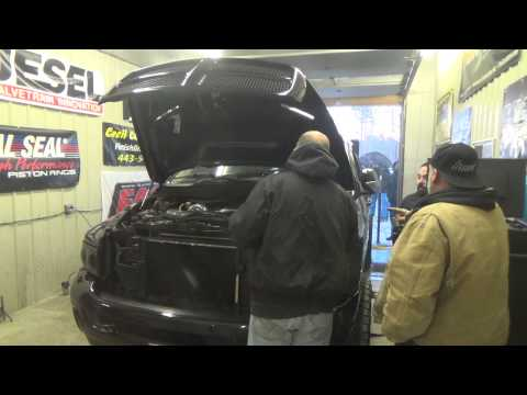 Dodge ram soot monster dyno 1-18-14