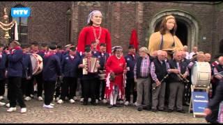 Feest vanwege 75 jaar Mitlitonfanfare De Klomp - 634 DeKlomp
