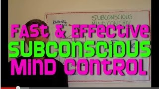 [Fast & Effective Subconscious Mind Control] Video