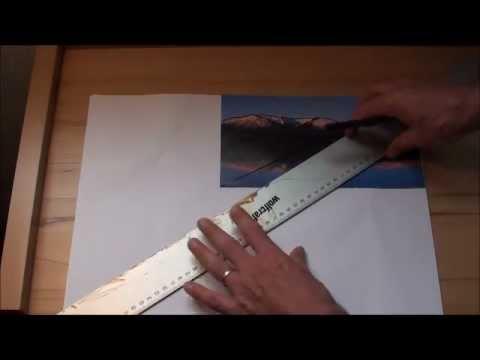 tipps f r anf nger der acrylmalerei 6 bildvorlagen bertragen vergr ern verkleinern youtube. Black Bedroom Furniture Sets. Home Design Ideas