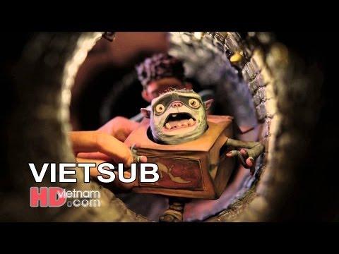 THE BOXTROLLS (Quỷ Lùn Trong Hộp) - Trailer 3 (2014) (Vietsub)