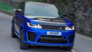 Range Rover Sport SVR (2018) Road Record – Supercar Beater. YouCar Car Reviews.