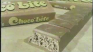Choco'lite Candy Bar Commercial 1975