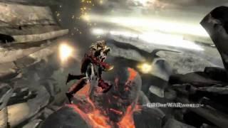 Darksiders VS God Of War 3