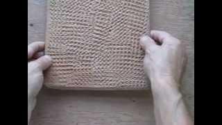 Clases de cerámica. Parte 8