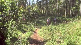 Trilheiros Do Formigao - Trilha Do Bugio - Treze De Maio 30/08/2015