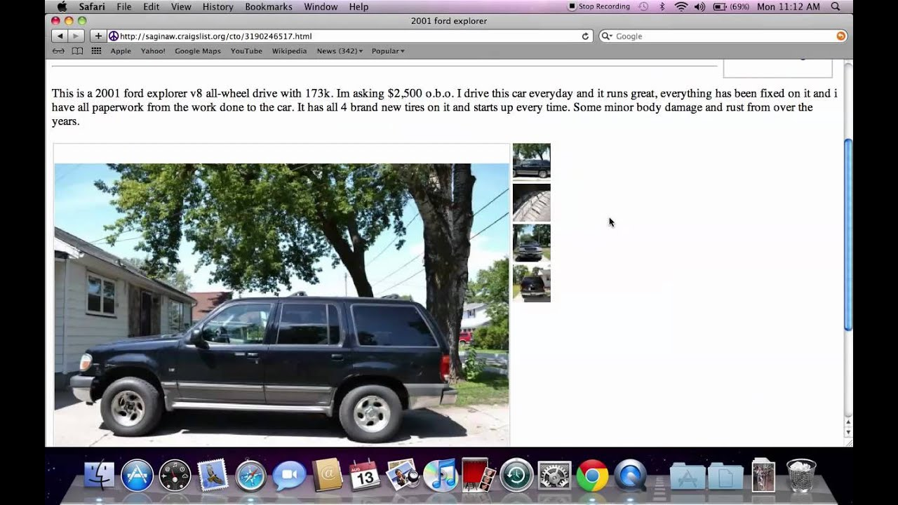 Flint craigslist cars for sale