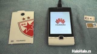 Huawei U8500 - Prva Droid - Crvena Zvezda dekodiranje