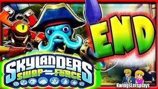 Skylanders Swap Force Walkthrough Ending!