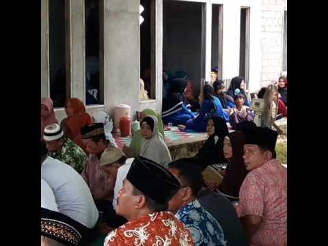 Bupati Rusman ali saat silaturahmi dengan masyarakat di Desa Tasik Malaya