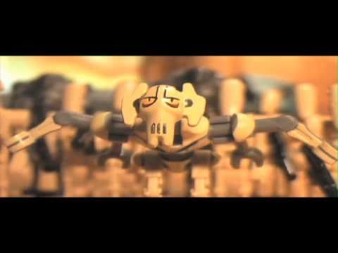 "LEGO Star Wars III: ""The Build Off"""