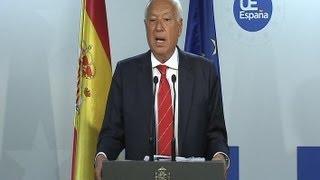 Conflicto Gibraltar / Margallo: Los controles seguirán hasta recuperar la relación