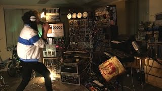#ModularSynth Live Jam, with live looping. video modular synth