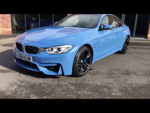 2014 64 Reg - BMW M4 3.0 DCT