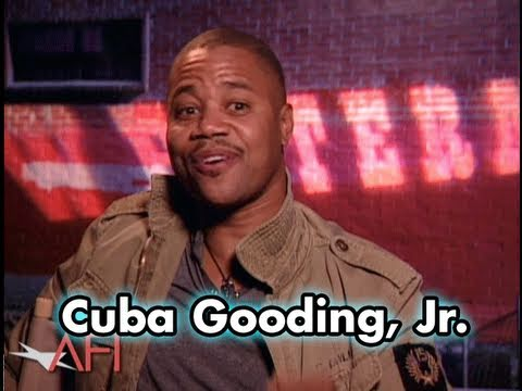 Cuba Gooding, Jr. Talks About Clint Eastwoods UNFORGIVEN