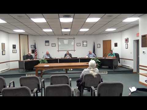 Rouses Point Village Board Meeting 3-16-20
