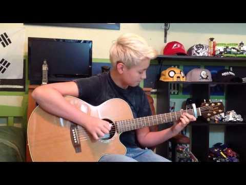 Riptide - Vance Joy - Fingerstyle Guitar Cover