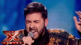 Andrea Faustini Sings Jessie J's Who You Are (Sing Off