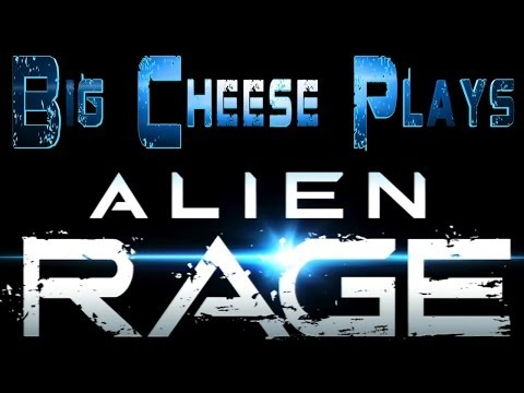 Big Cheese Plays | Alien Rage | Hard Difficulty | PS3