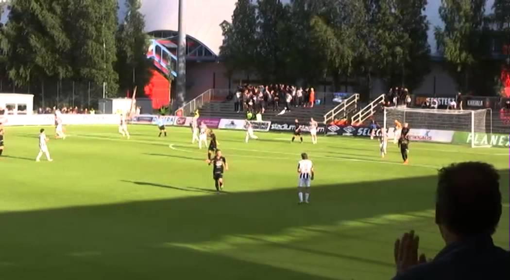 Honka Espoo 2-1 TPS Turku