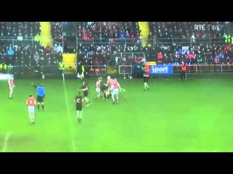 Big Hit - 2014 Club Hurling Semi-Final