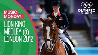 The Lion King Medley in Equestrian Dressage at the London 2012 Olympics | Music Monday