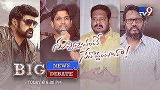 Big News Big Debate | Nandi Awards Controversy | Ego hassles to Blame?