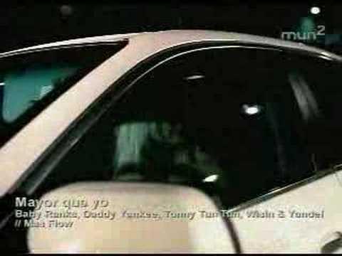 Baby Ranks, Daddy Yankee, Tonny Tun Tun, Wisin, Yandel & Hector - Mayor Que Yo