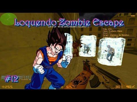 Loquendo Zombie Escape DrunkGaming (Parte 12)