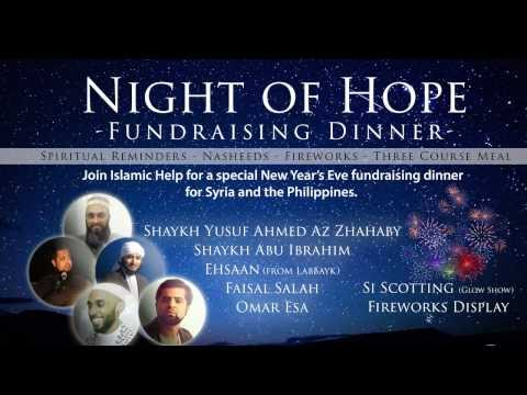 Night of Hope - Shaykh Yusuf Ahmed Az Zhahaby