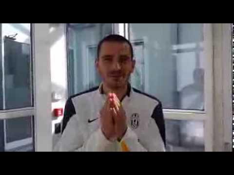 Leonardo Bonucci per AMICI COME NOI di Pio&Amedeo (dal 20 marzo al cinema)