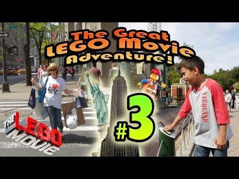 The great lego movie adventure episode 3