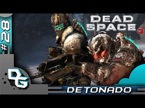 Dead Space 3 Co-op - Capitulo 18 - Tá Acabando - #28