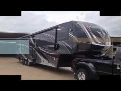 2012 Dutchmen Voltage 3795 5th Wheel In Granbury Tx Youtube
