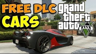 GTA 5 ONLINE: HOW TO GET RARE DLC CARS FREE (AFTER 1.11