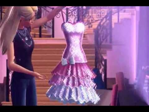 Barbie A Fashion Fairytale Full Movie English Barbie